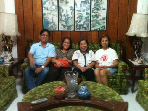 Visited Relatives in Iligan Who Take Care of My Father In His Latter Days