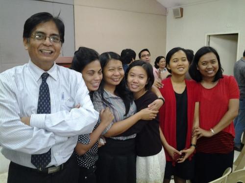 SGBC Cebu Singles Visit MCBC