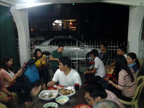 Dinner Fellowship Time