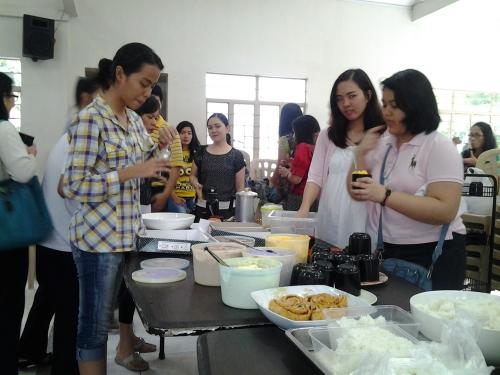 Snack Fellowship