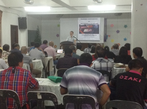 44 Attenders at Davao City Pastors Conference