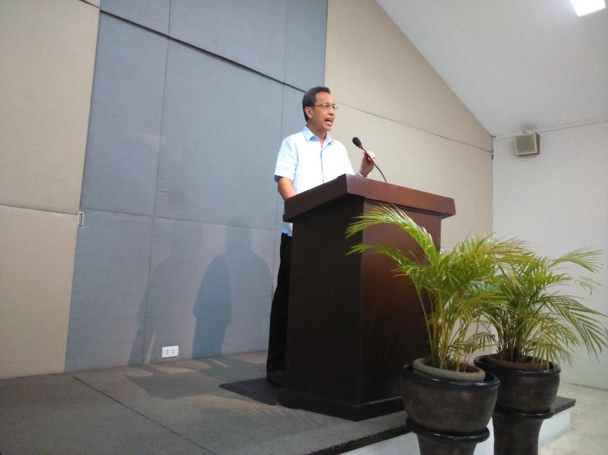 Pastor Rodel Lasco