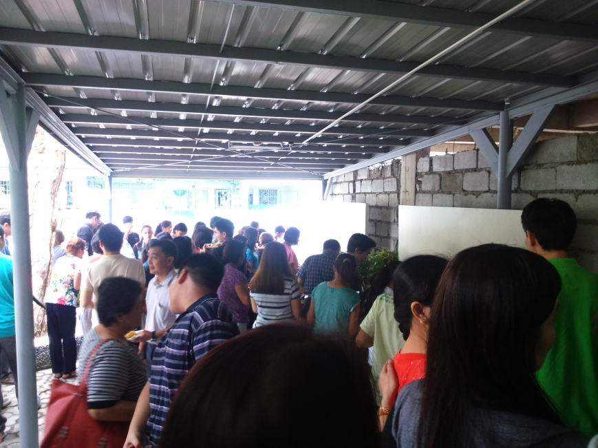 New Covered Walkway: Where's The Lechon?