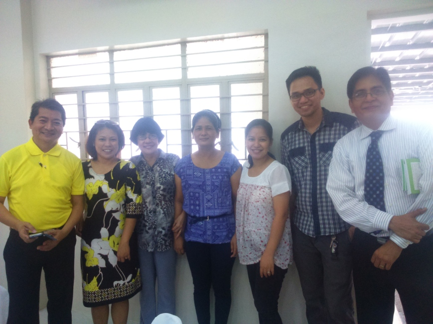 Brethren from Naga Church