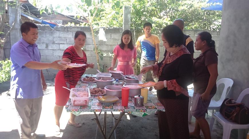 Regular Lunch Fellowship Afterwards
