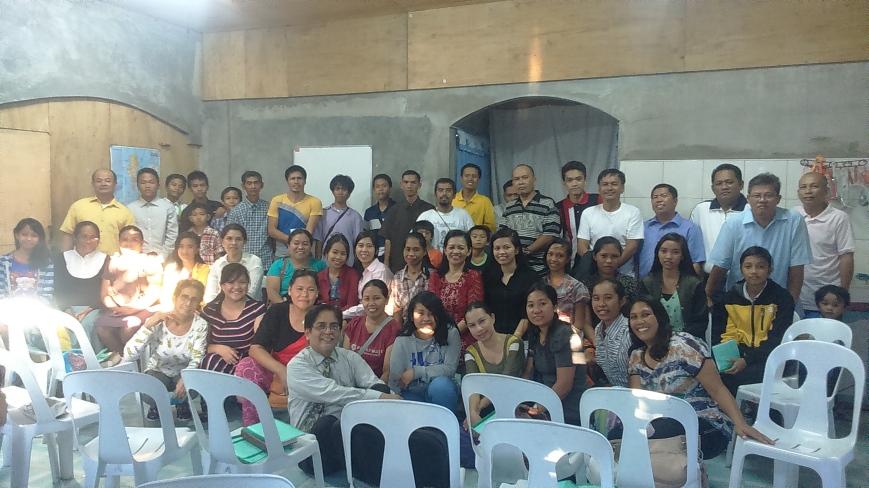 Fellowship 3rd Anniversary Service