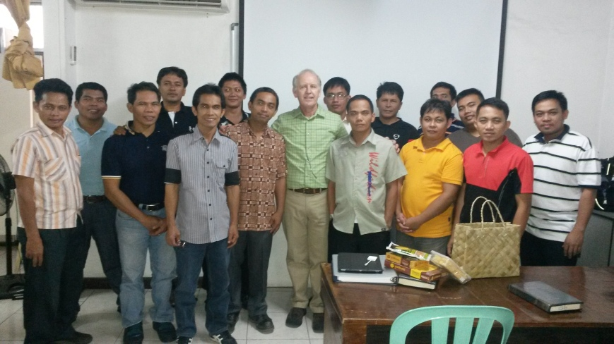 Open Module on Biblical Theology with Pas. Mitch Lush