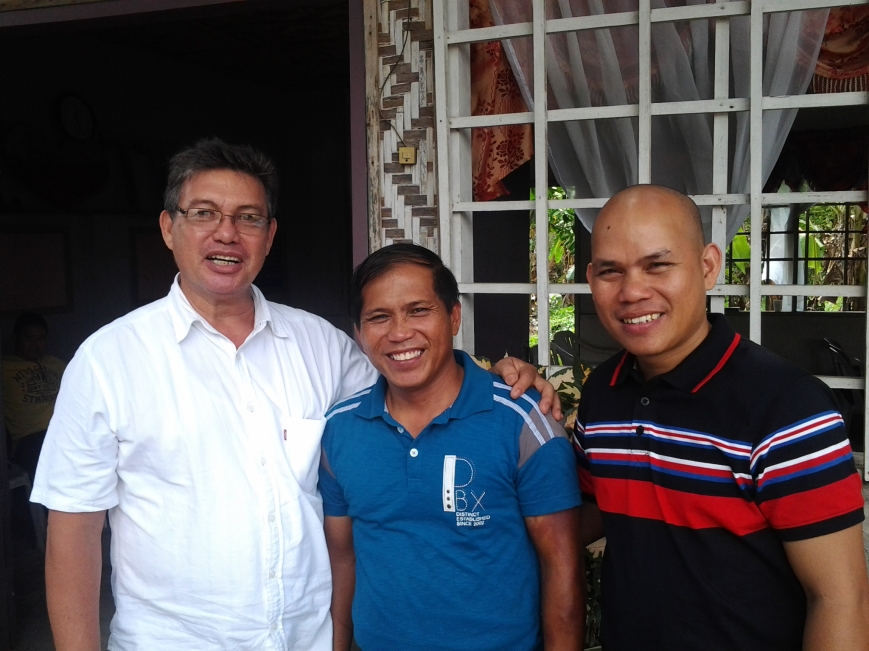Our Men in Mindanao