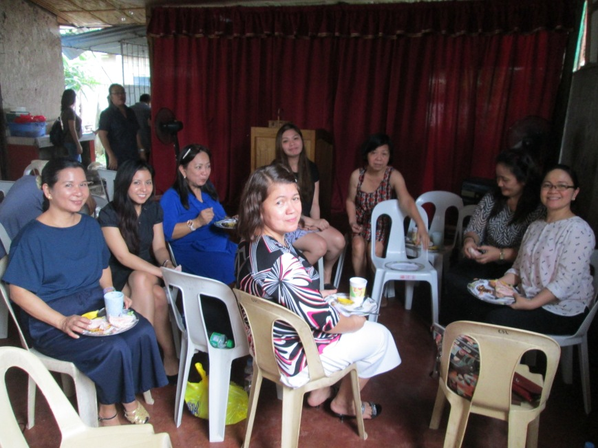 Sunday: MCBC Women Fellowship with Bing after Service