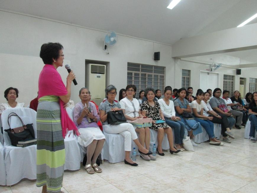 Lola Linda Gives Her Testimony