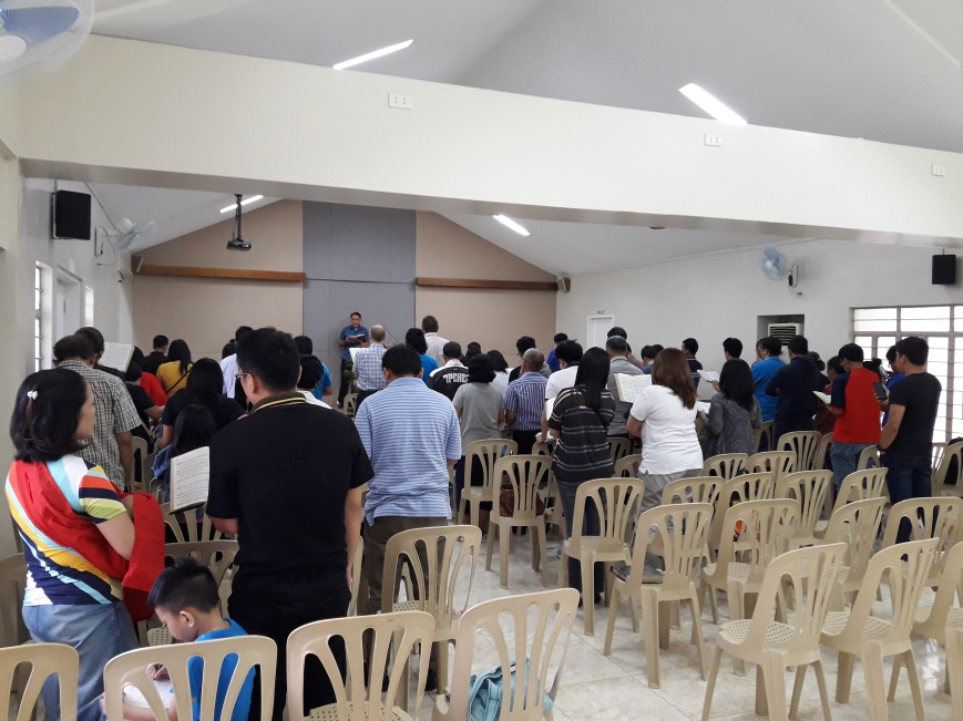 Churches' Prayer Fellowship 1-14-17